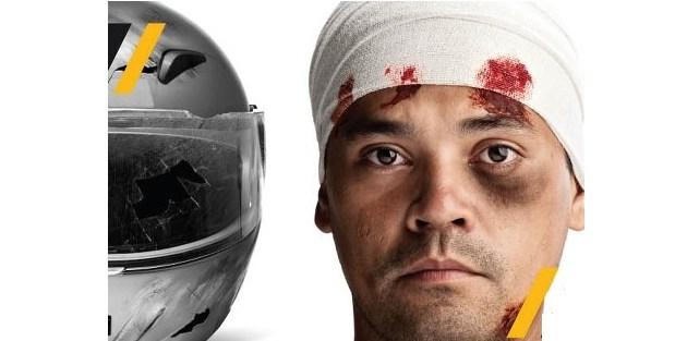 Veja a importância do uso do capacete