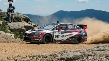 Travis Pastrana bate recorde ao volante de um Subaru