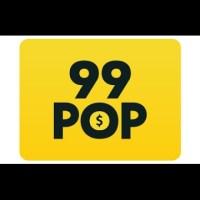 Cupom de Desconto 99POP – R$ 15 código promocional