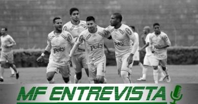 Entrevista com João Denoni, volante revelado na Sociedade Esportiva Palmeiras