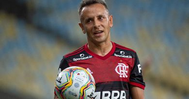 Rafinha sofre lesão e é dúvida para a final do Campeonato Carioca