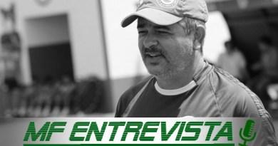 Entrevista com o técnico Ney Franco, do Goiás