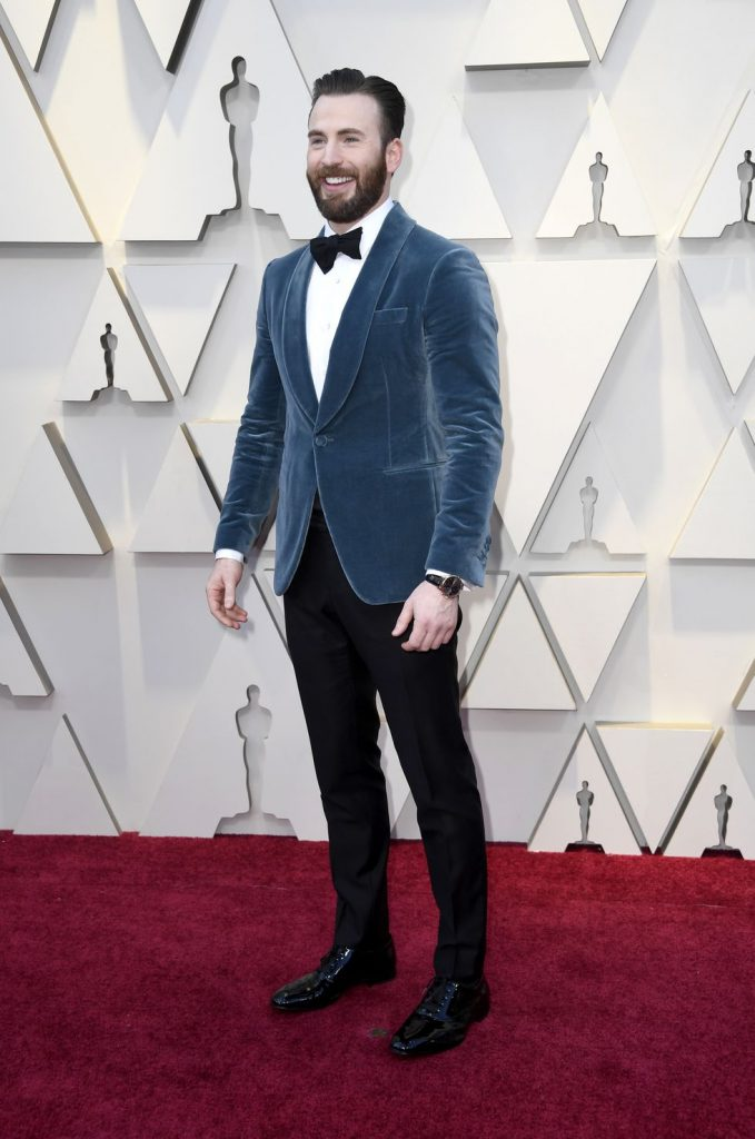 Look do Mês: Chris Evans by Mango Outlet