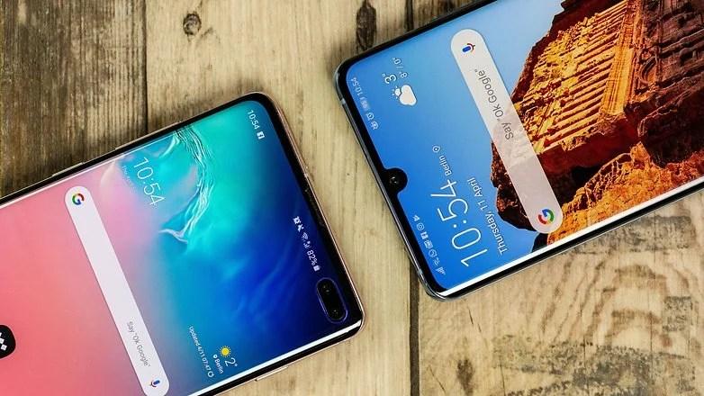Os verdadeiros motivos para escolher o Huawei P30 Pro vs Samsung S10