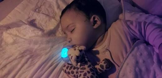 Ultra Air Noturnas: As chupetas que brilham no escuro