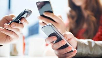 consumo via celular