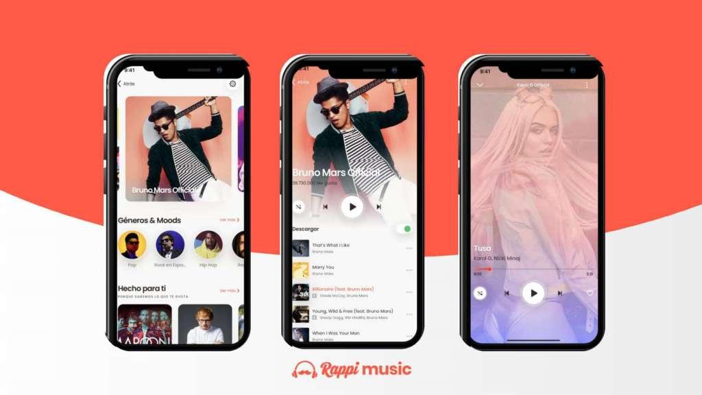 Fome de negócio: Rappi lança nova vertical de entretenimento em sua plataforma