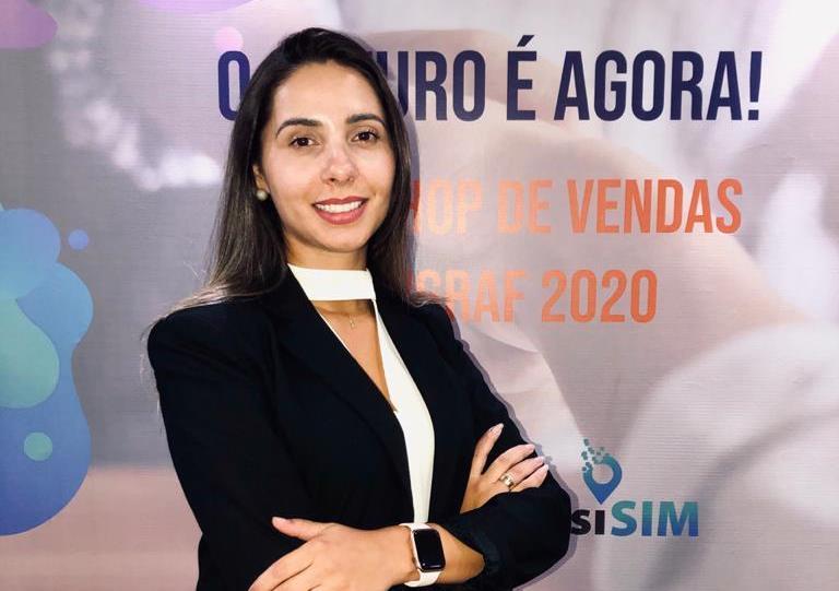 Karinna Morais, Posigraf