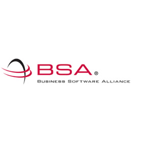Logotipo de Business Software Alliance
