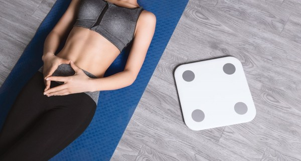 Báscula Digital Xiaomi Mi Body Composition Scale 2 Original