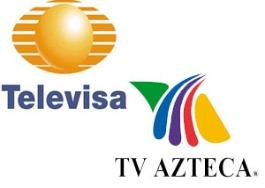 Televisa-TV-Azteca- logos