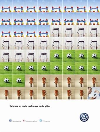 Hijo - campaña de VW Argentina