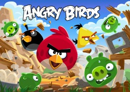 Angry Birds 265x188