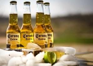 Corona - cerveza 265x188