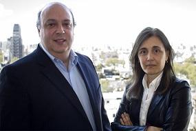 Germán Yunes y María Elena Eduardo
