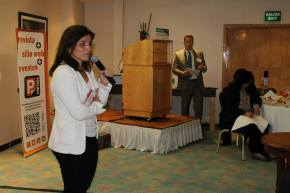 Olga Palombi - CEO- Social America