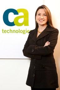 Claudia Vázquez - VP de CA Technologies