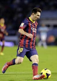 Lionel Messi - Top5 -2