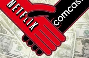 Netflix -Comcast -