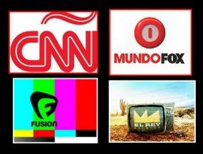 Canales latinos en EU -