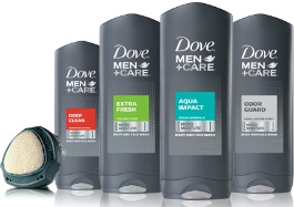 Dove for men -