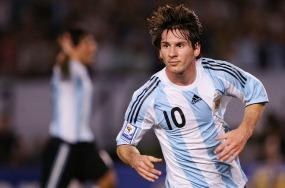 Messi - Argentina -
