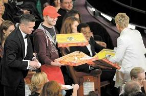 Oscar - pizza -