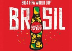 Coca Cola - copa del mundo -
