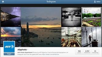 afp - instagram
