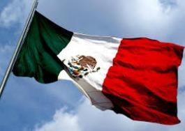 méxico bandera -