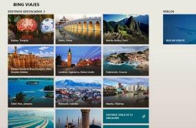 bing viajes-