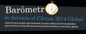 Amex - barómetro logo