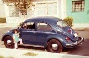 VW Azul-