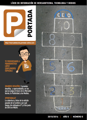 ¡DESCARGA la Revista Digital PORTADA 2015/2016!