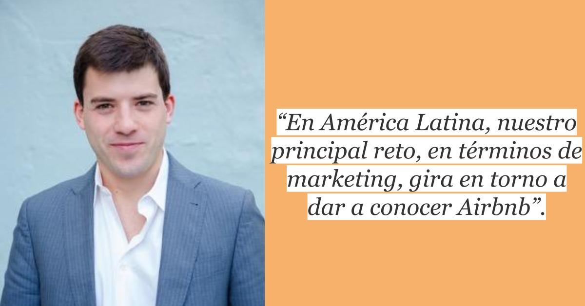 MARKETER INTERVIEW: Jordi Torres de Airbnb LatAm