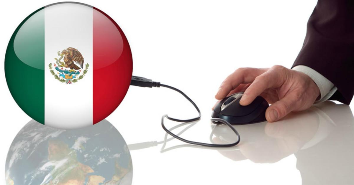 México sumará más de 20 millones de usuarios de internet en cuatro años