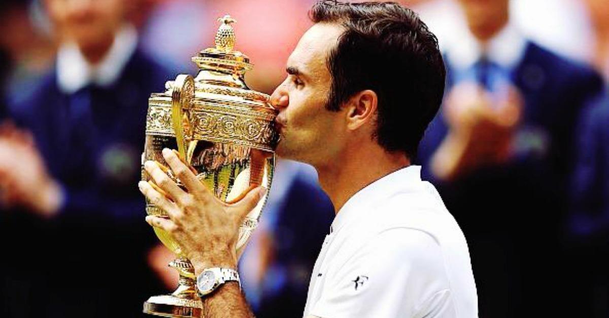 Roger Federer, rey de la imagen deportiva 2017