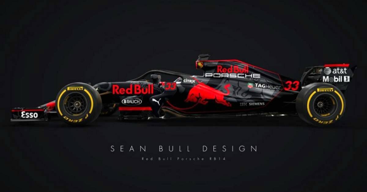 Porsche rueda directo a adquirir la escudería Red Bull