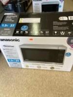 panasonic nn sc668s microwave oven