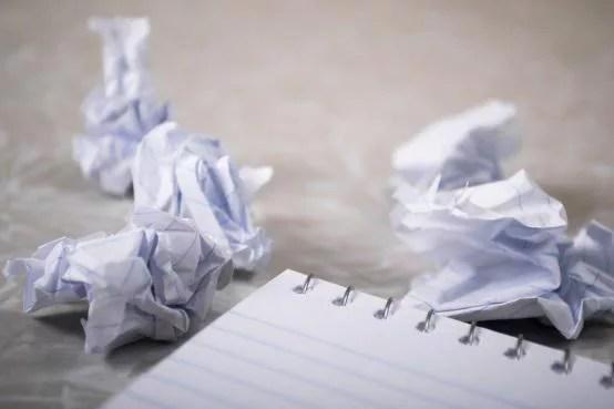 メルカリの手紙を捨てる