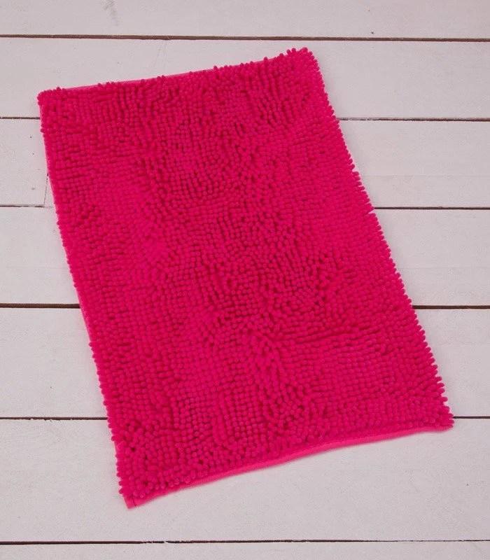alfombra de microfibra super absorbente.fucsia 1