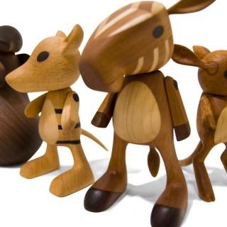 Gli animali estinti di Josh Finkle