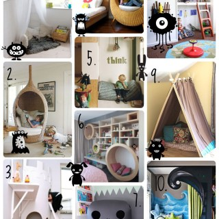 10 reading nook for kids
