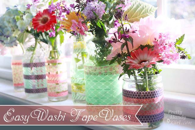 Easy_washi_tape_vases
