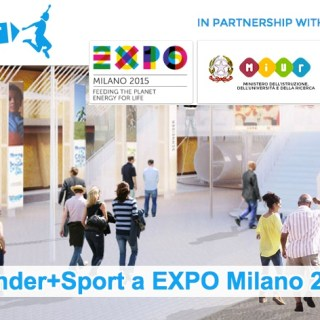 Kinder+Sport a Expo Milano 2015, Joy Of Moving e un progetto di Restituzione