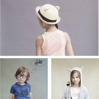 Moda bambini: Emile et Ida SS 2015