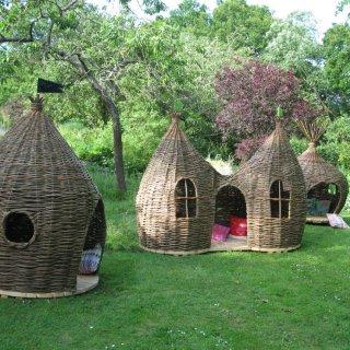 Finalmente ho un giardino anche io! 12 casette da giardino fai da te (e non)