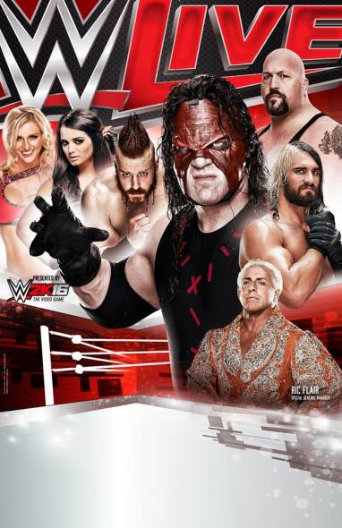 WWE Wrestling 1