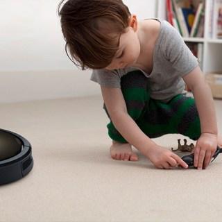 Casa pulita anche quando non ci sei: #roomba980