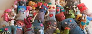 Vi presentiamo Podobis, i pupazzi curiosi e avventurosi con tante storie da raccontare